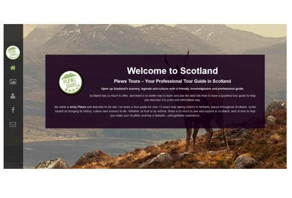 Plews Scottish Tours