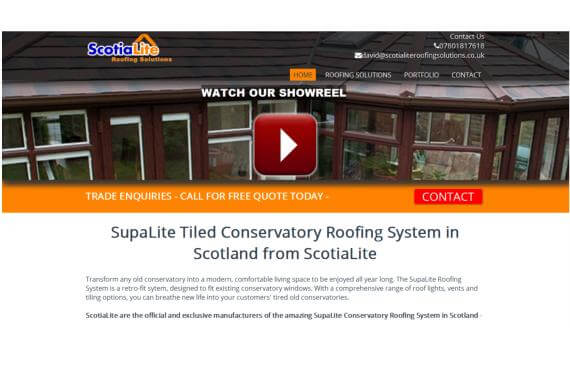 Supalite Conservatory Roofing