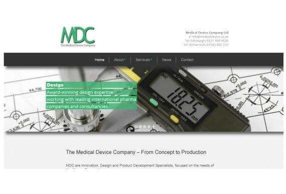 The Medical Device Company