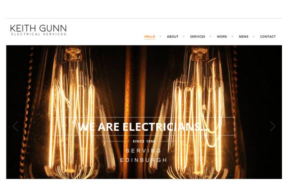 keith gunn electrical services image