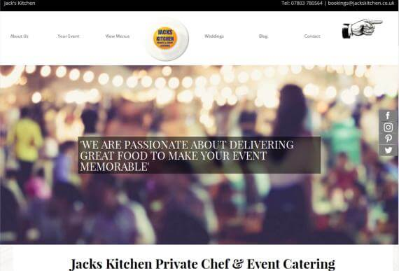 Jacks Kitchen - Private Chef