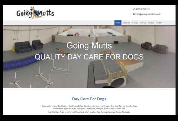 Going Mutts Dog Day Care